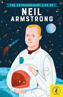 The Extraordinary Life of Neil Armstrong - фото книги