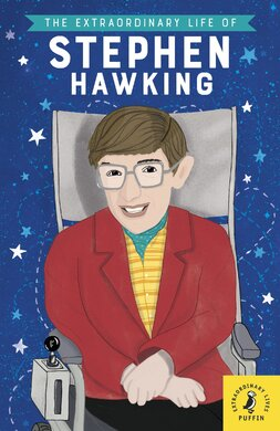 The Extraordinary Life of Stephen Hawking - фото книги