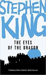 The Eyes of the Dragon - фото обкладинки книги