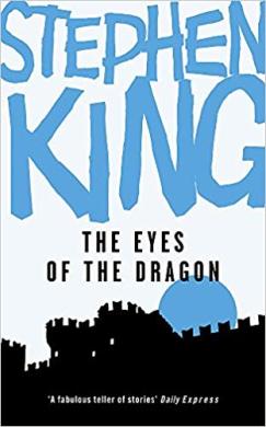 Книга The Eyes of the Dragon