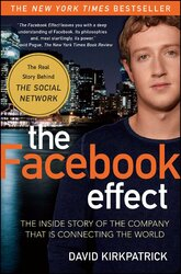The Facebook Effect: The Real Inside Story of Mark Zuckerberg and the World's Fastest Growing Company - фото обкладинки книги