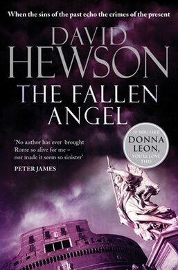 The Fallen Angel: When the sins of the past echo the crimes of the present - фото книги