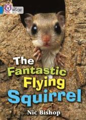 The Fantastic Flying Squirrel - фото обкладинки книги