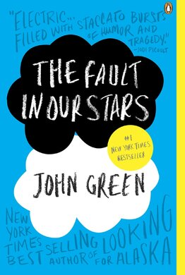 The Fault in Our Stars - фото книги