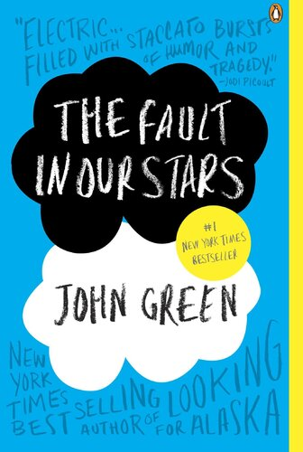 Книга The Fault in Our Stars