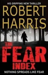 The Fear Index : The thrilling Richard and Judy Book Club pick - фото обкладинки книги