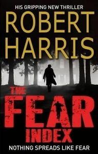 The Fear Index : The thrilling Richard and Judy Book Club pick - фото книги