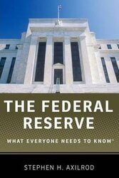 The Federal Reserve: What Everyone Needs to Know - фото обкладинки книги