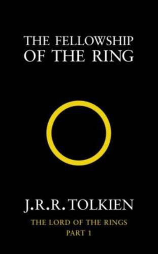 Книга The Fellowship of the Ring