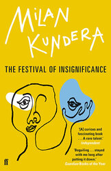 The Festival of Insignificance - фото обкладинки книги