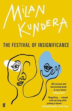 The Festival of Insignificance - фото книги