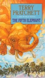 The Fifth Elephant : (Discworld Novel 24) - фото обкладинки книги