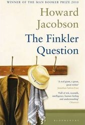 The Finkler Question - фото обкладинки книги