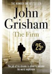 The Firm - фото обкладинки книги