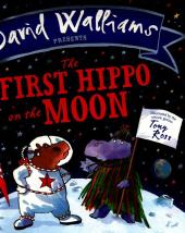 The First Hippo on the Moon - фото обкладинки книги