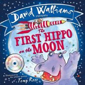 The First Hippo on the Moon