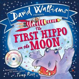The First Hippo on the Moon - фото книги