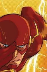 The Flash Vol. 1 (Rebirth) - фото обкладинки книги