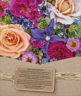 The Flower Book : Natural Flower Arrangements for Your Home - фото книги