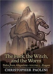 The Fork, the Witch, and the Worm : Tales from Alagaesia (Volume 1: Eragon) - фото обкладинки книги
