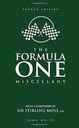 The Formula One Miscellany - фото обкладинки книги