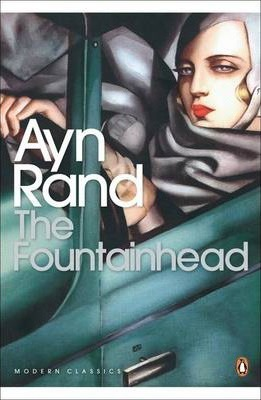 Книга The Fountainhead