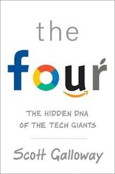 The Four: Or, how to build a trillion dollar company - фото обкладинки книги