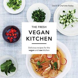 The Fresh Vegan Kitchen: Delicious Recipes for the Vegan and Raw Kitchen - фото книги