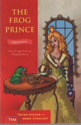 Книга The Frog Prince