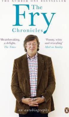 Книга The Fry Chronicles
