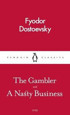The Gambler and A Nasty Business - фото книги