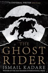 The Ghost Rider - фото обкладинки книги