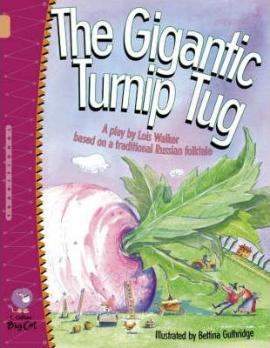 The Gigantic Turnip Tug - фото книги