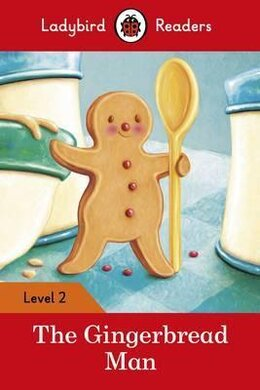 The Gingerbread Man - Ladybird Readers Level 2 - фото книги