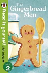 The Gingerbread Man - Read It Yourself with Ladybird : Level 2 - фото обкладинки книги