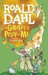 The Giraffe and the Pelly and Me - фото обкладинки книги