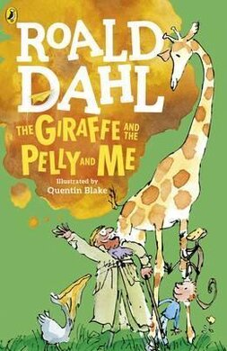 The Giraffe and the Pelly and Me - фото книги