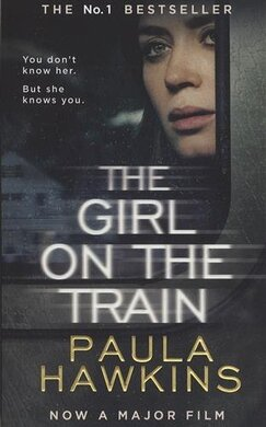 The Girl on the Train (Film tie-in) - фото книги