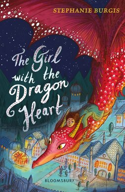 The Girl with the Dragon Heart - фото книги