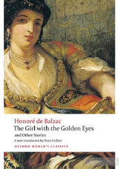 The Girl with the Golden Eyes and Other Stories - фото обкладинки книги