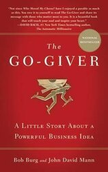 The Go-Giver. A Little Story About a Powerful Business Idea - фото обкладинки книги