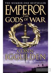 The Gods of War - фото обкладинки книги