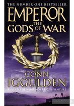 Книга The Gods of War