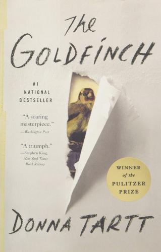 Книга The Goldfinch
