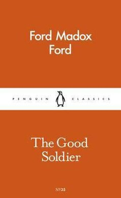 The Good Soldier - фото книги