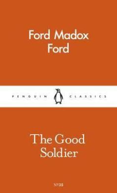 The Good Soldier - фото книги