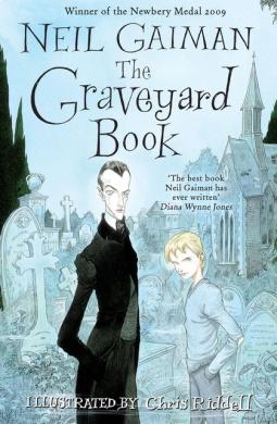 Книга The Graveyard Book