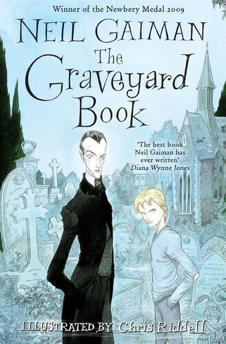 Книга The Graveyard Book