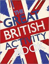 The Great British. Activity Book - фото обкладинки книги