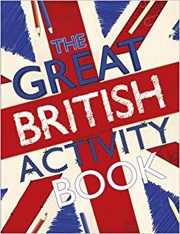 The Great British. Activity Book - фото книги
